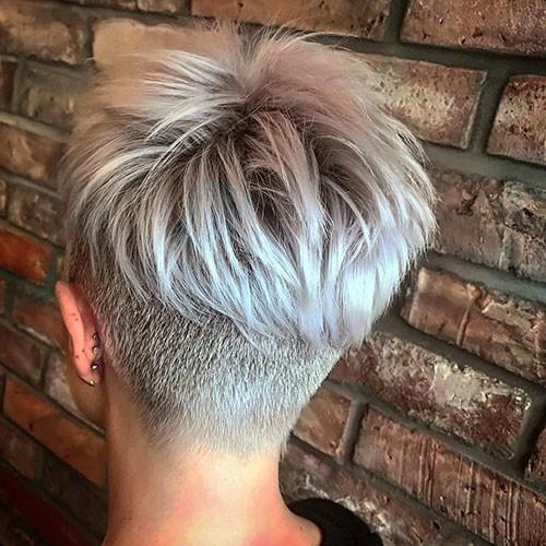 Straight-Pixie-Cut Best Short Pixie Hairstyles 2018