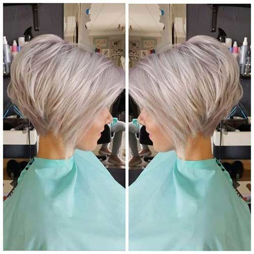 Thin-Hair Best Short Bob Haircuts for Women