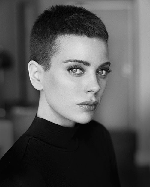Very-Short-Pixie-Cut Best Short Pixie Hairstyles 2018
