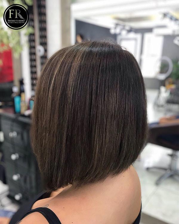 Bob-Hair-Back-View Best New Bob Hairstyles 2019