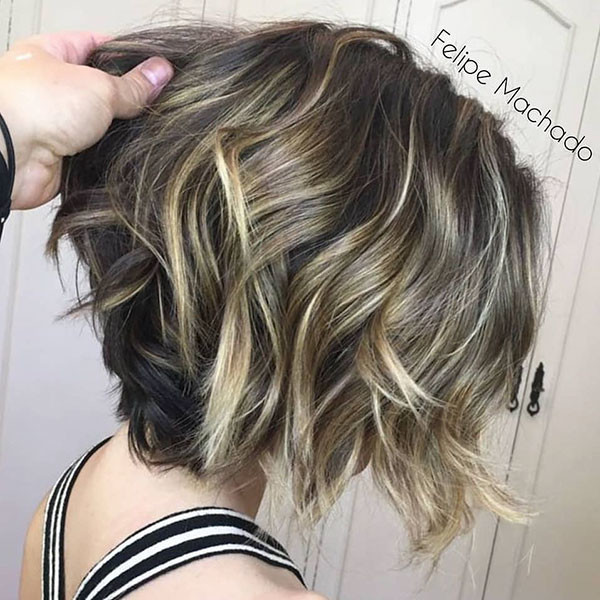 Bob-Hair-Color Best New Bob Hairstyles 2019