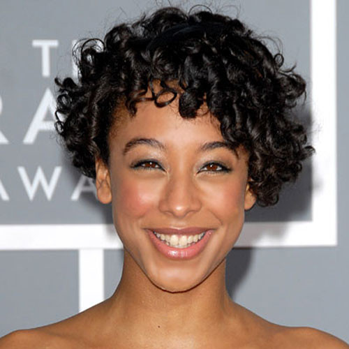 Curly-haircuts-for-black-women Best Black Short Hairstyles for Women