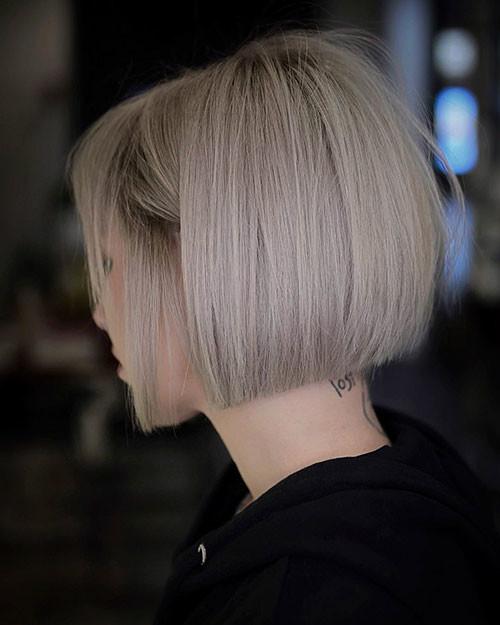 Cute-Bob-Hair-1 Popular Short Haircuts 2018 – 2019