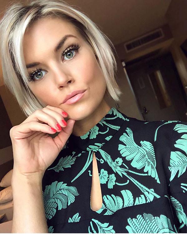 Cute-Hair-3 Short Straight Hairstyles 2019