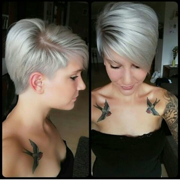 Cute-Pixie-Cuts-for-Straight-Hair Short Straight Hairstyles 2019