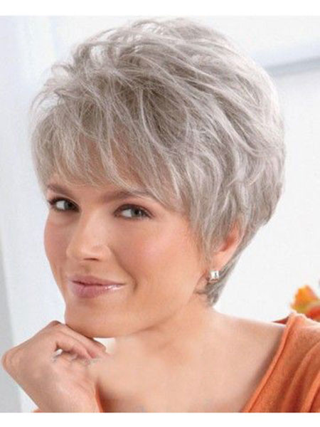 Fine-Pixie-Hair Best Pixie Haircuts for Over 50 2018 – 2019