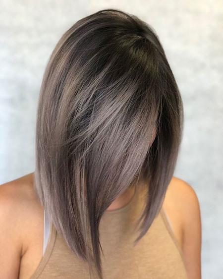Layered-İnverted-Bob Popular Short Haircuts 2018 – 2019