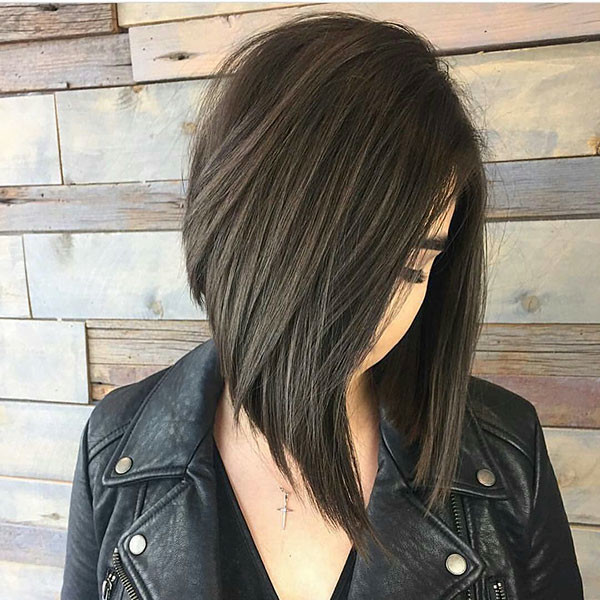 Layered-Bob-Hairstyles Best New Bob Hairstyles 2019
