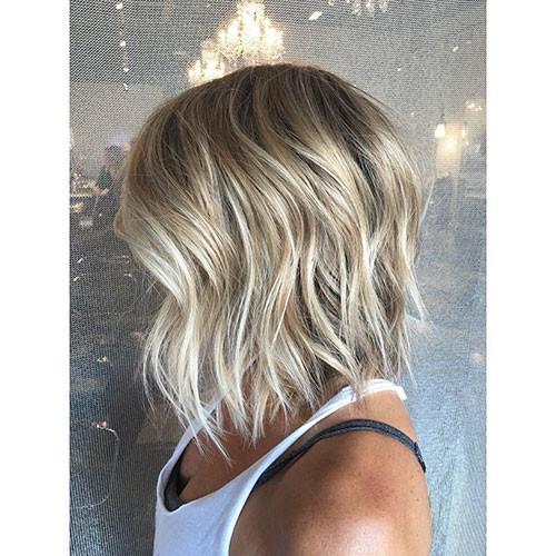 Layered-Razor-Cut Short Layered Haircuts 2018 – 2019