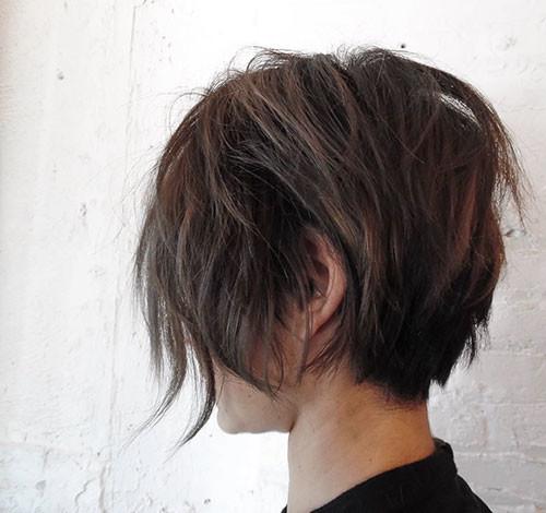Layered-Shag-Haircut Short Layered Haircuts 2018 – 2019