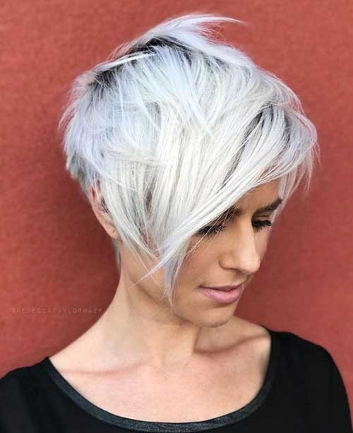 Lob-Style Outstanding Short Haircuts for Women