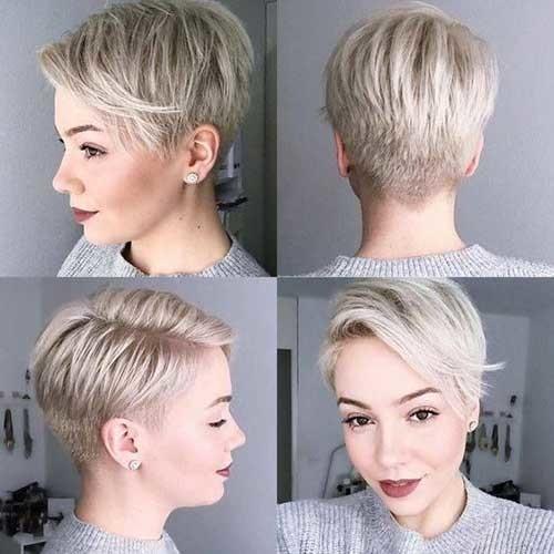 Modern-Pixie-Haircut-2018 Best Short Haircuts for 2018-2019