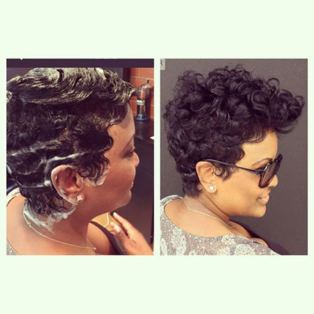 Pixie-HairCut Best Short Pixie Hairstyles for Black Women 2018 – 2019