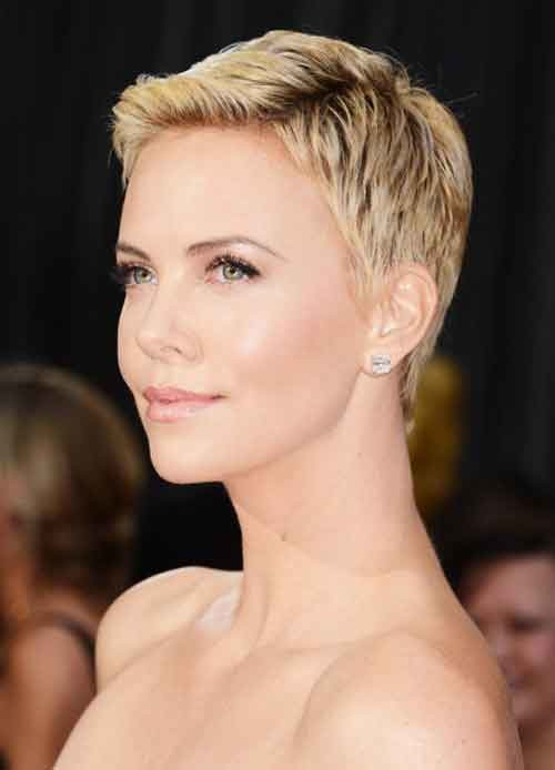 Pixie-haircut-for-oval-face Best Short Haircuts for Oval Faces