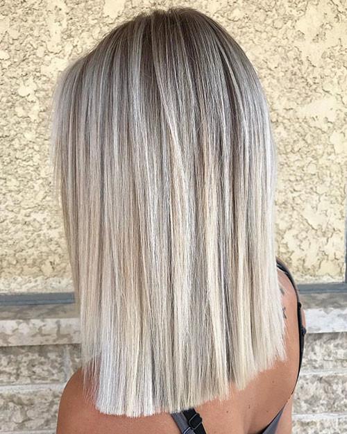Popular-Short-Blonde-Hair Popular Short Haircuts 2018 – 2019