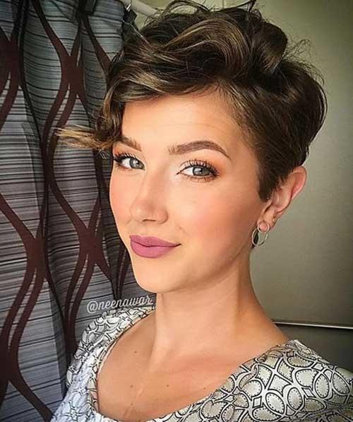 Short-Cute-Haircut-2018 Best Short Haircuts for 2018-2019