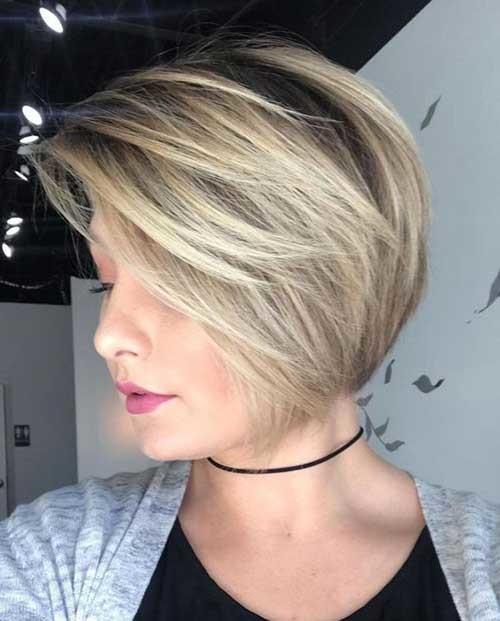 Short-Haircut-for-Thin-Hair-2018 Best Short Haircuts for 2018-2019