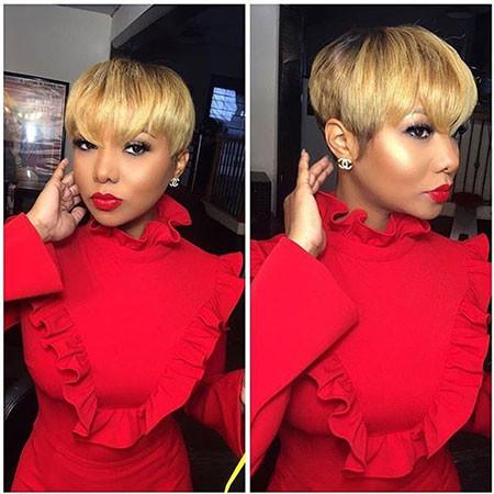 Short-Hairstyles-2019-Black-Women Best Short Hairstyles for Black Women 2018 – 2019
