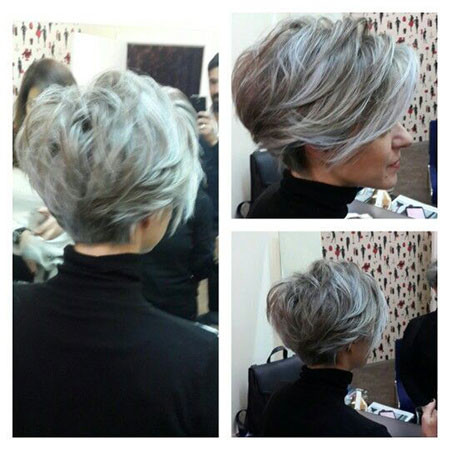 Short-Hairstyles Best Pixie Haircuts for Over 50 2018 – 2019