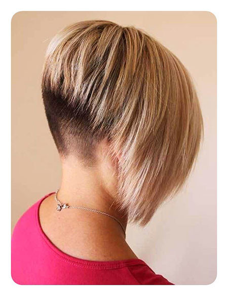 Short-Inverted-Bob-Hairtyle Short Inverted Bob Hairstyles
