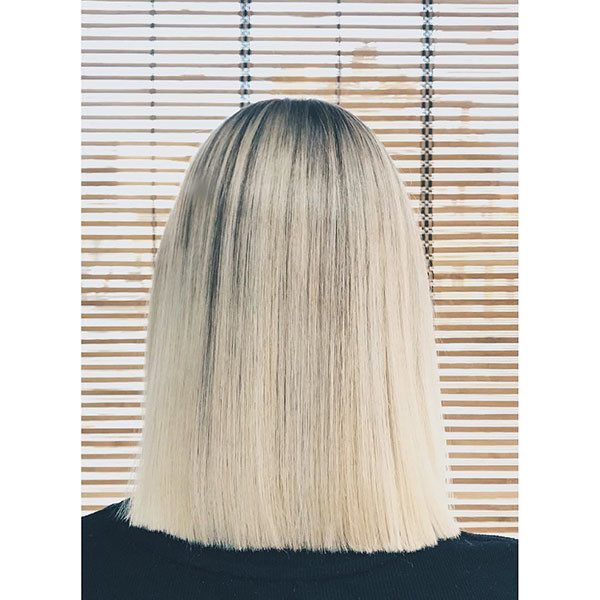 Short-Length-Straight-Hair Short Straight Hairstyles 2019