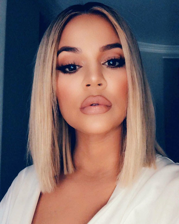 Short-Straihgt-Bob Short Haircuts for Black Women 2019