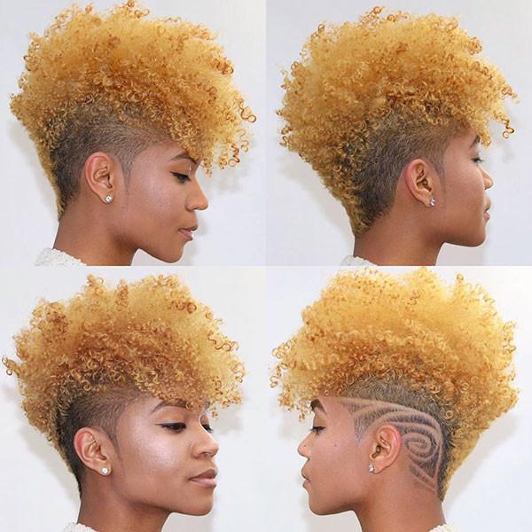 Short-Trendy-Hair Short Haircuts for Black Women 2019