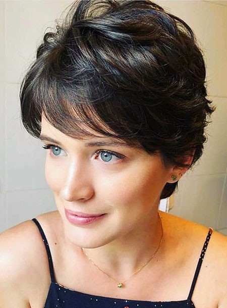 Trendy-Hairstyle Trendy Short Hairstyles 2019