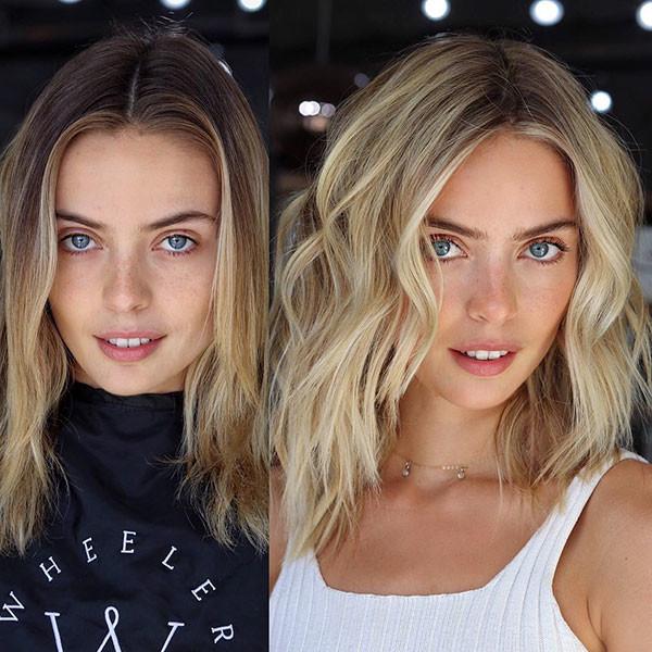 2-short-wavy-hair-2019 Best Short Wavy Hair Ideas in 2019