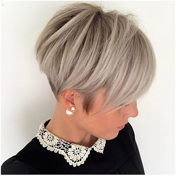 32-long-pixie-cut New Pixie Haircut Ideas in 2019