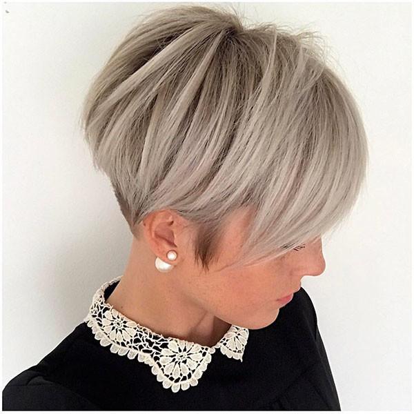 32-long-pixie-cut New Pixie Haircut Ideas in 2019