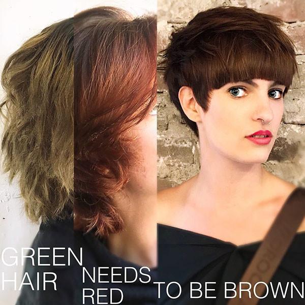 33-pixie-cut-with-bangs New Pixie Haircut Ideas in 2019