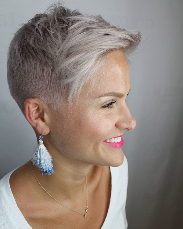 46-undercut-pixie New Pixie Haircut Ideas in 2019
