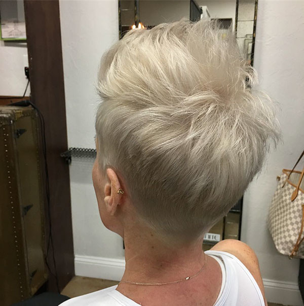 47-spiky-pixie-cut New Pixie Haircut Ideas in 2019