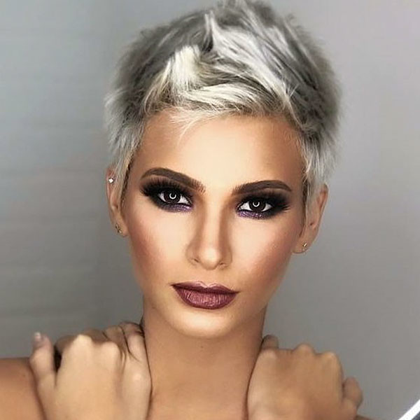 49-spiky-pixie-cut New Pixie Haircut Ideas in 2019