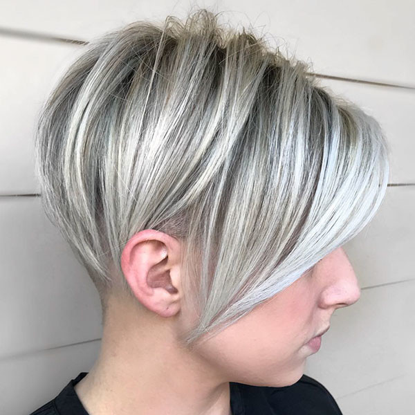 62-long-pixie-cut New Pixie Haircut Ideas in 2019