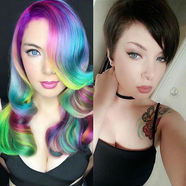 65-pixie-cut-with-bangs New Pixie Haircut Ideas in 2019