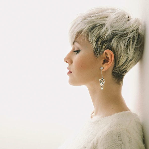 66-pixie-cut-styles New Pixie Haircut Ideas in 2019