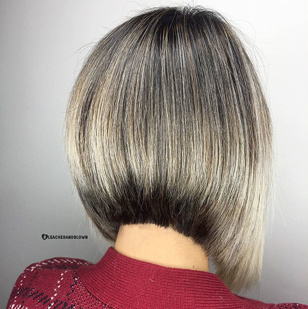 Ash-Blonde-Bob New Best Short Haircuts for Women