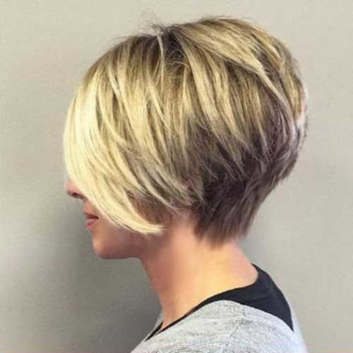 Blonde-Lights-2 Stylish Pixie Haircuts Every Women Should See