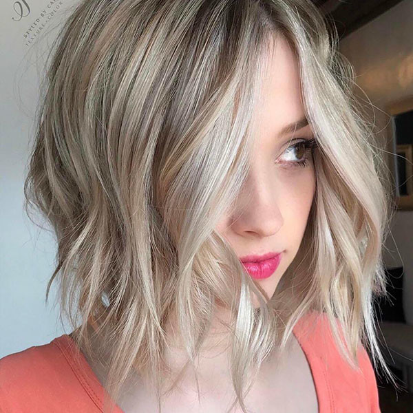 Bob-Haircut-for-Girls New Cute Short Hairstyles