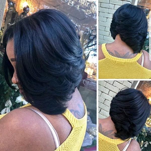 Bob-Hairstyles-for-Black-Women Best Bob Hairstyles for Black Women Pictures in 2019