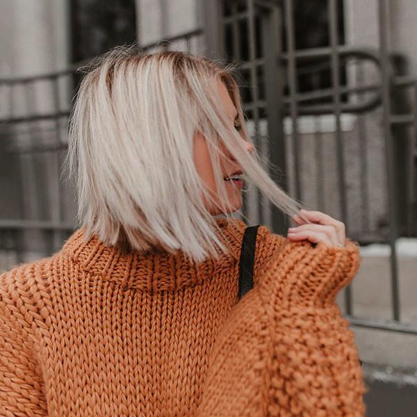Choppy-Fine-Hair Popular Short Hairstyles for Fine Hair