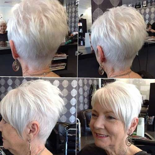 Choppy-Layers-1 Chic Short Haircuts for Women Over 50