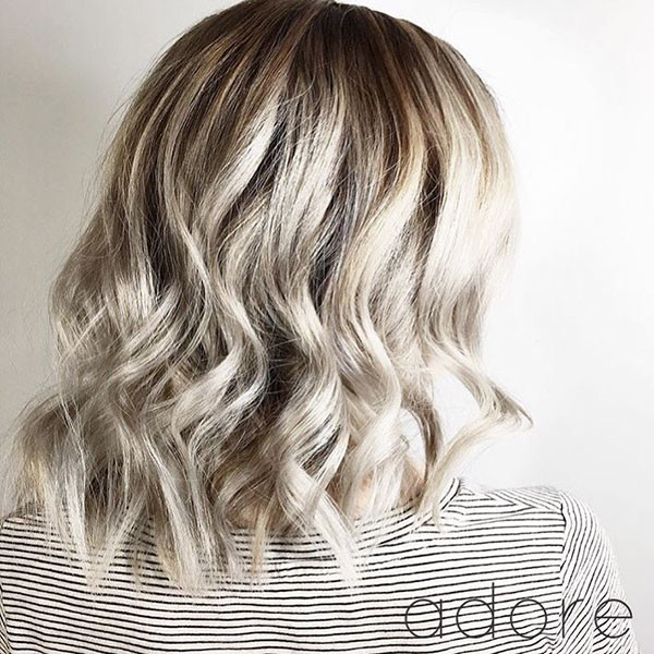 Curly-Ends New Best Short Haircuts for Women