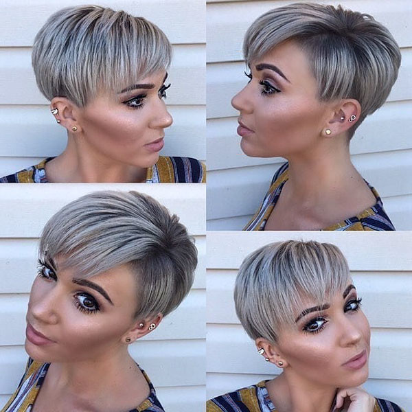 Cute-Pixie-Cuts New Pixie Haircut Ideas in 2019