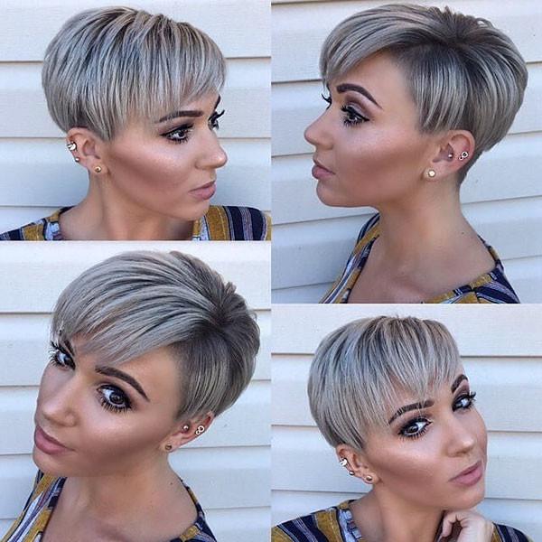 Cute-Pixie-Cuts New Pixie Haircut Ideas in 2019