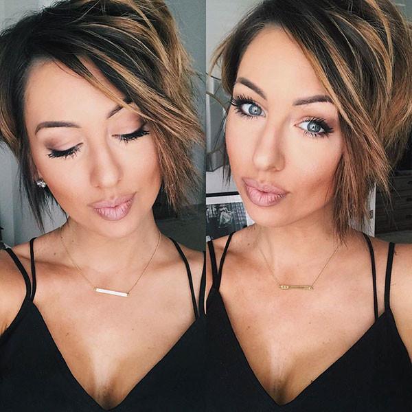 Cute-Woman-Short-Hair New Cute Short Hairstyles