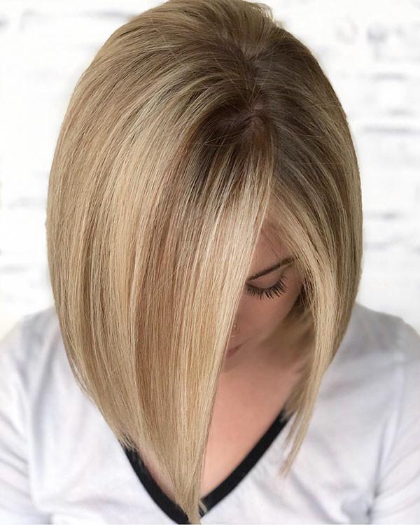Dark-Blonde-Hair New Short Blonde Hairstyles