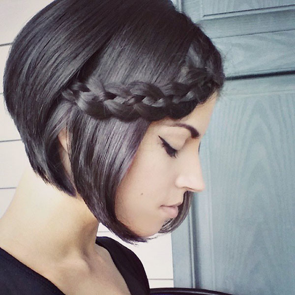 Easy-Braid-Style Amazing Braids for Short Hair